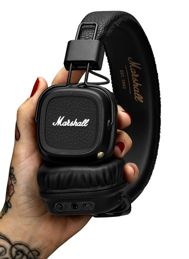 Major II Bluetooth CT  Kulaküstü Kulaklık-Marshall